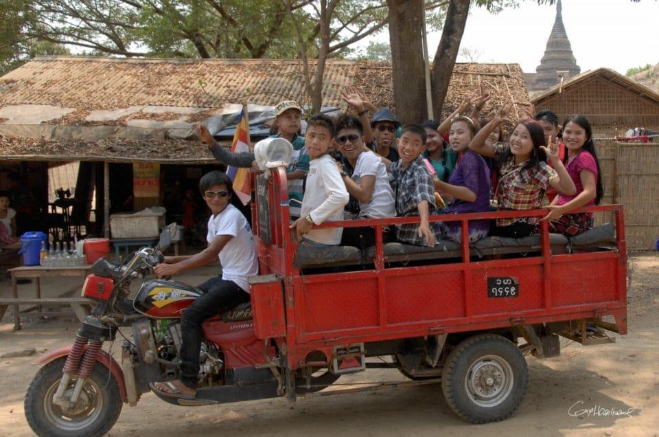 « Objectif Birmanie »