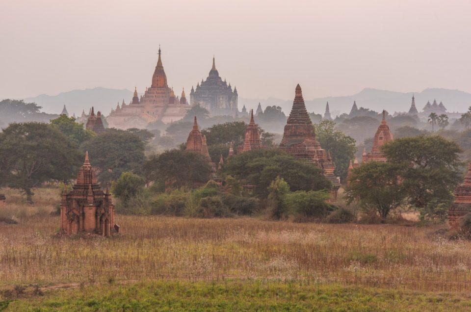 Bagan: La magie.