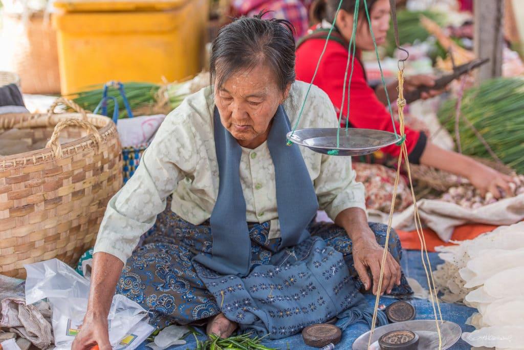 marché de Nampan