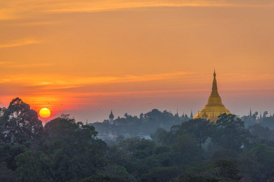 la Shwedagon.