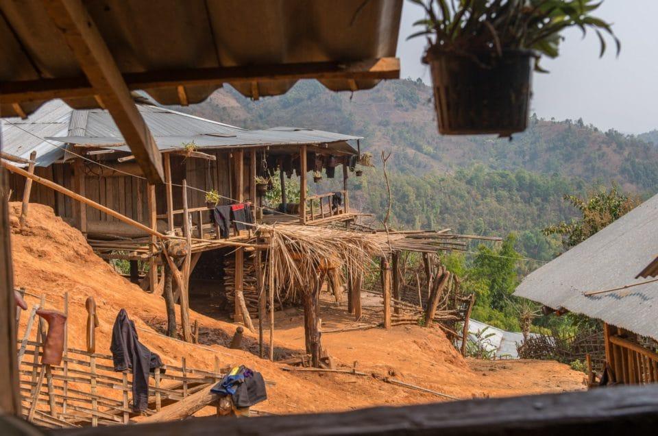 Les Ann de Birmanie.