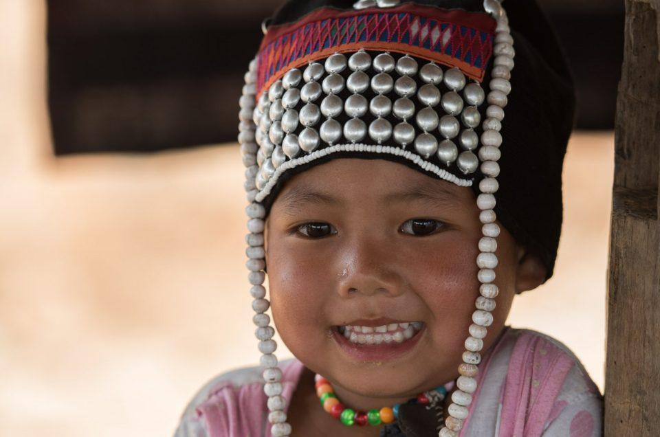 Les Akha de Birmanie.