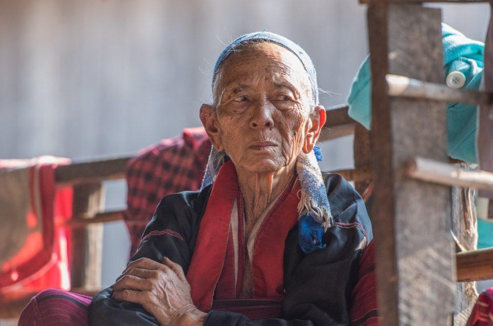 Les Palaung de Birmanie.