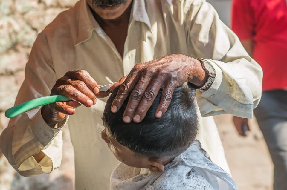 Les coiffeurs près de Méchua.