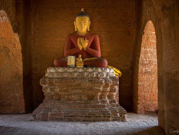 The Kingdom of Bagan.