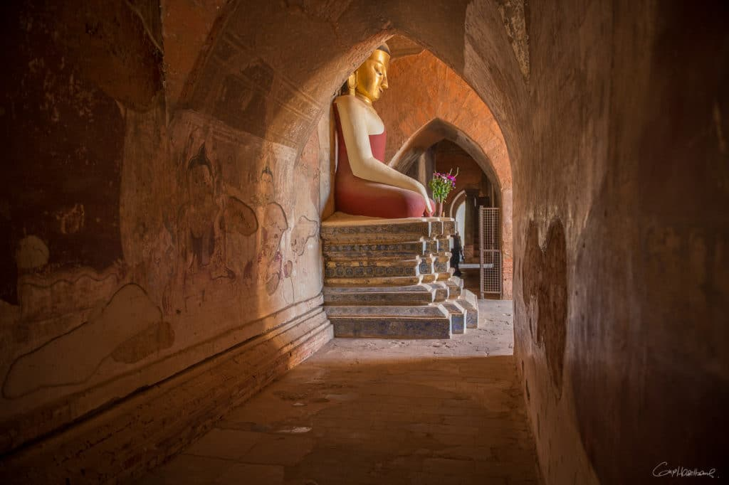 Sulamani temple Bagan