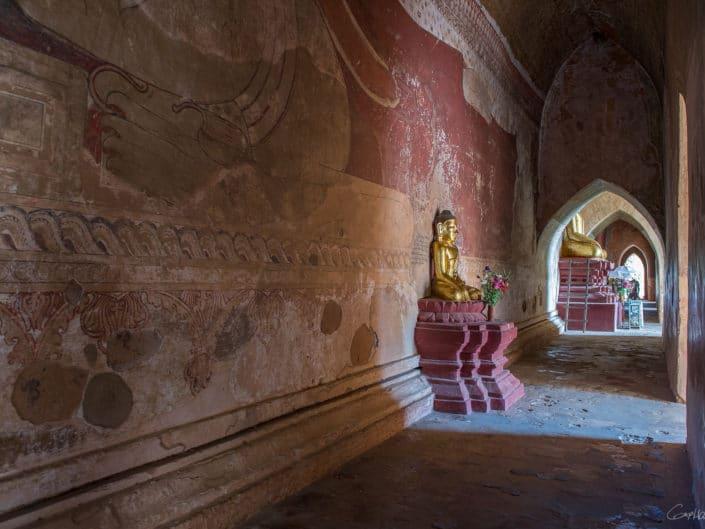 Bagan: The sanctuary.