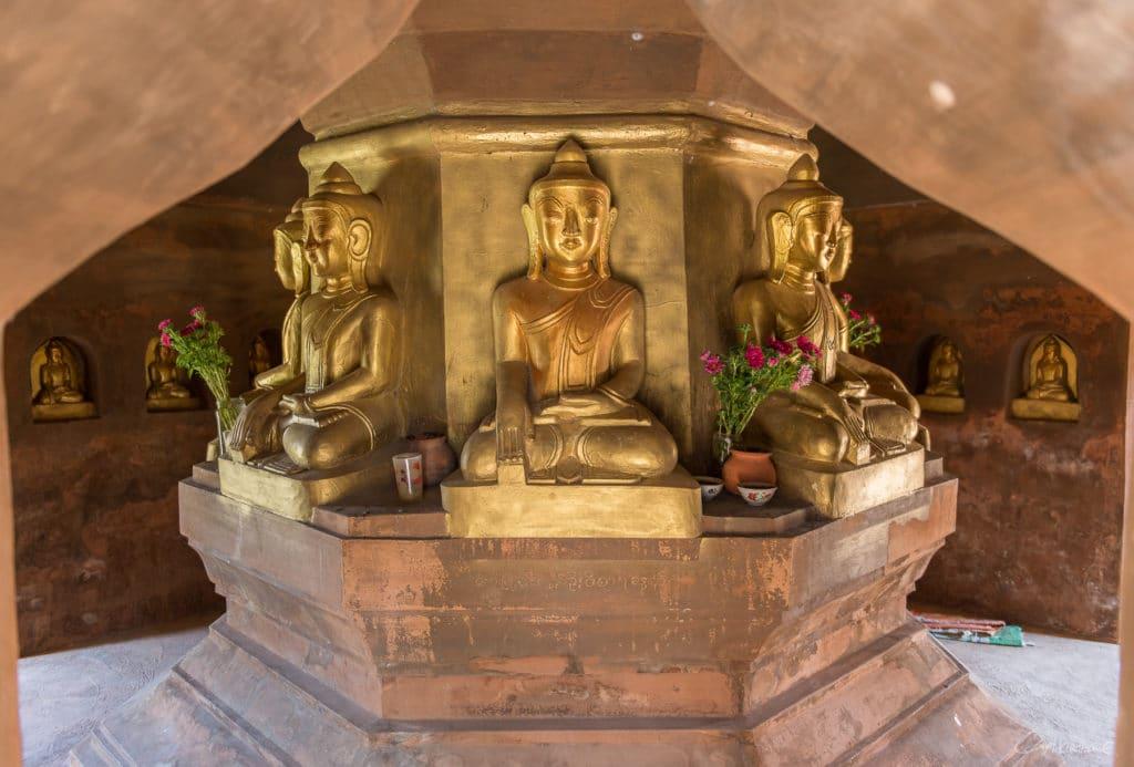 Bouddha région de Samkar - Lac Inle