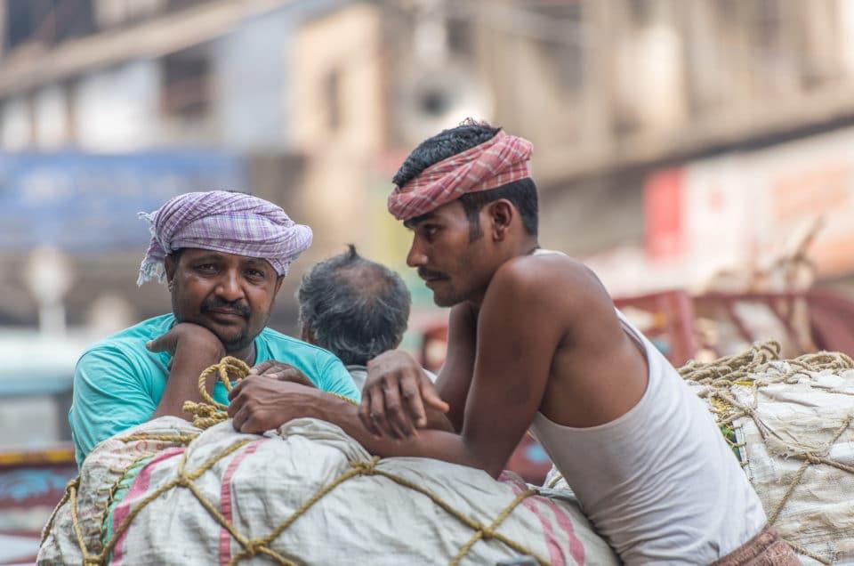 Kolay Market Calcutta.