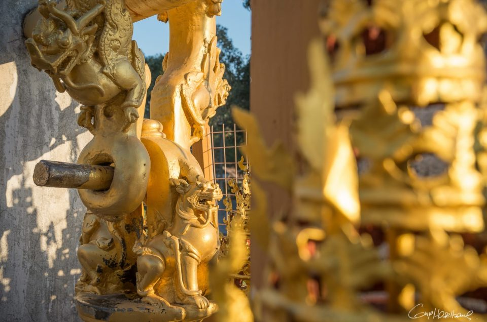 The infirm of Shwesandaw Pagoda.