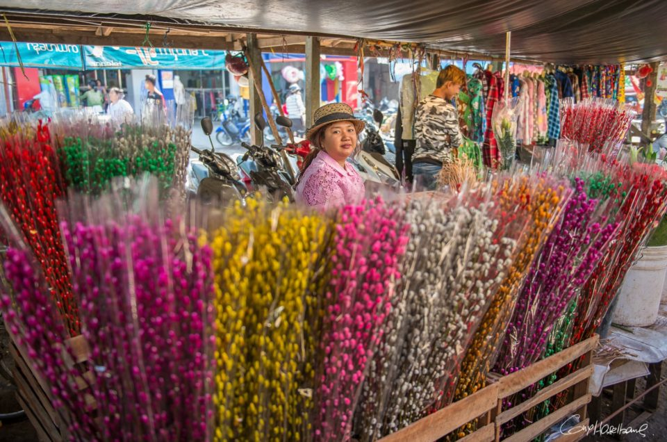 Pyay Central Market.
