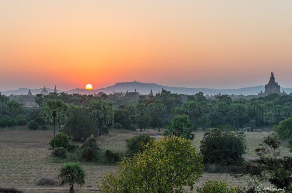 Bagan, l'heure dorée.