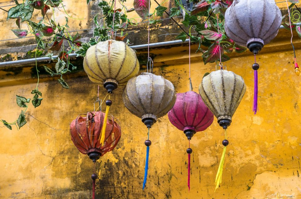 Colors of Hoi An.