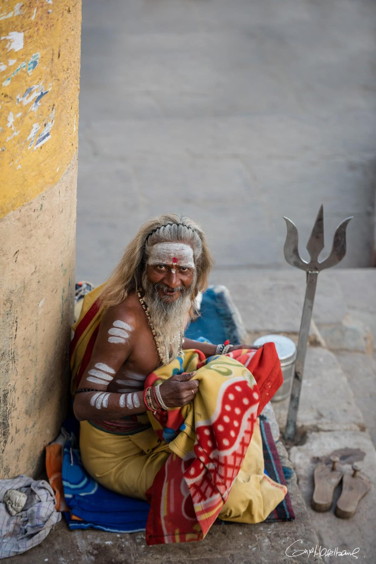 Sâdhu Varanasi.