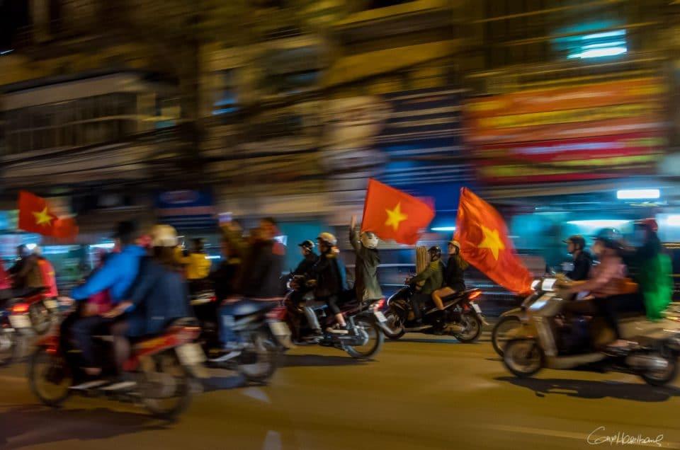 Hanoi, the Victory.