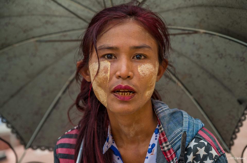 Yangon Portraits. Partie 2.