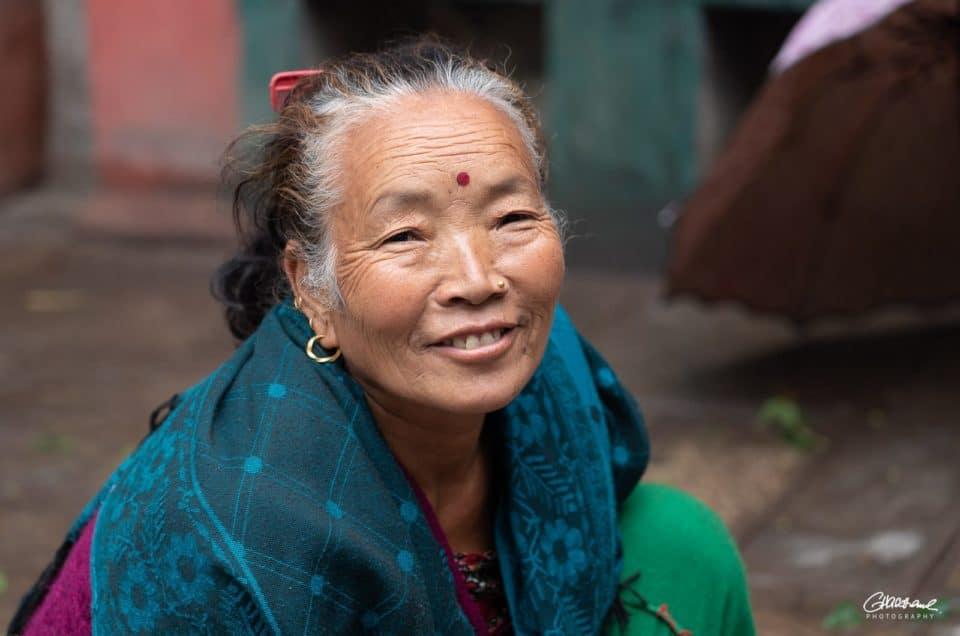 Kathmandu 100 Portraits. Part 1.
