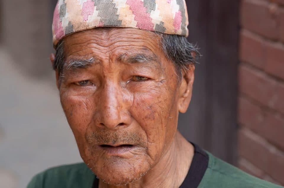 Kathmandu 100 Portraits. Part 2